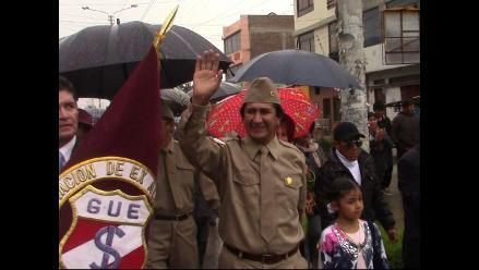 Huancayo: presidente regional asegura que habrá transferencia