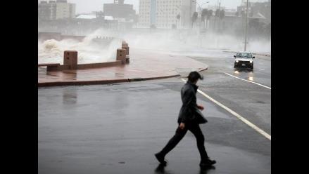 Montevideo registró un nivel de lluvias que solo se produce cada 50 años