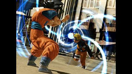 J Stars Victory VS+: ¿Imaginas a Naruto peleando contra Goku?