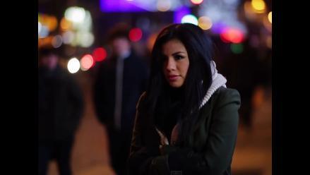 YouTube: Corazón Serrano estrenó videoclip grabado en España