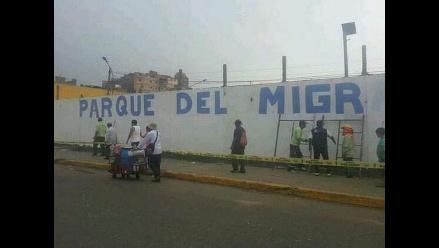 Inauguran este lunes parque El Migrante en lugar de La Parada