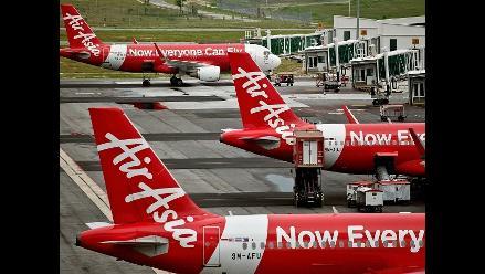 Indonesia: Cronología del avión de AirAsia desaparecido con 162 personas