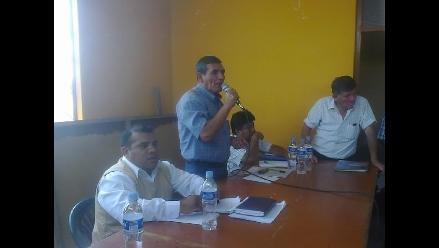 Chiclayo: Zambrano rechaza ser testigo en queja contra fiscal