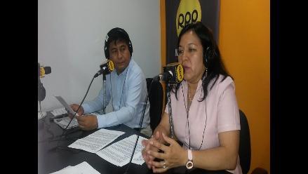 Chiclayo: Musayón Chira instó a acudir a especialistas para evitar feminicidios