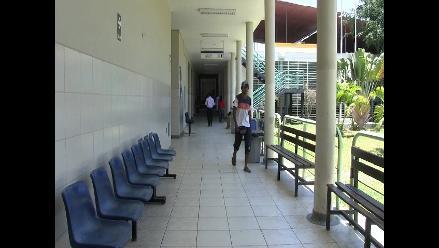Asegurados del Hospital Reátegui de Piura reclaman falta de atención