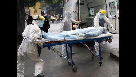 OMS contabiliza más de 20 mil infectados por el virus del Ébola