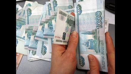 Economía rusa sufre primera contracción desde octubre de 2009