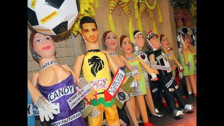 Piñatas: Estas son las más solicitadas para Año Nuevo