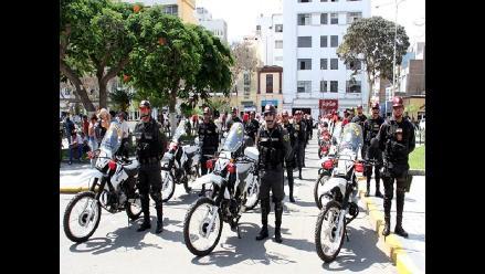 Chiclayo: comprarán patrulleros y computadoras para comisarías