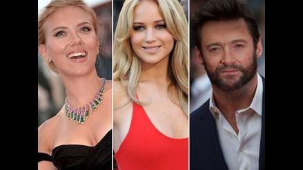 Conoce a los diez actores más taquilleros de 2014