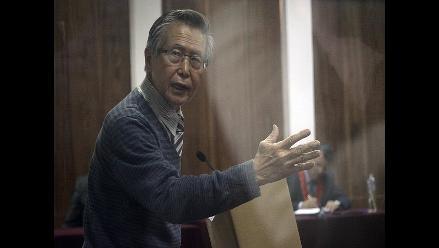 Diarios chicha: Alberto Fujimori dice que no quería ir a un tercer mandato