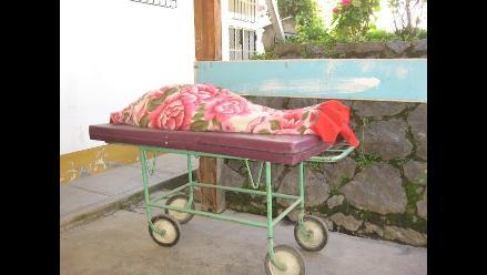 Huamachuco: joven embarazada muere en extrañas circunstancias
