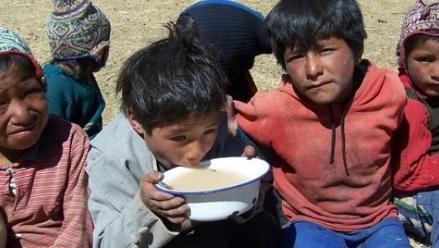 Desnutrición crónica infantil bajó de 17.5% a 14.1% en primer semestre del 2014