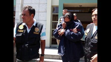 Arequipa: detienen a 4 sujetos por hurto de materia prima de una empresa