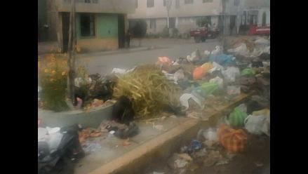 Chiclayo: obreros municipales iniciaron huelga indefinida por pagos