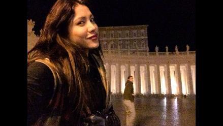 Leslie Castillo: Así disfruta de sus vacaciones en Europa