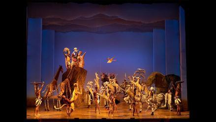 El Rey León: El espectáculo más taquillero de Broadway