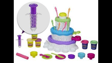 Twitter: Play-Doh causa polémica por nuevo ´juguete´ para niños