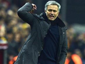 Mourinho criticó duramente a sus jugadores tras derrota ante Tottenham