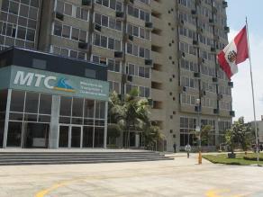 MTC alcanza el 98% de presupuesto en proyectos de inversión