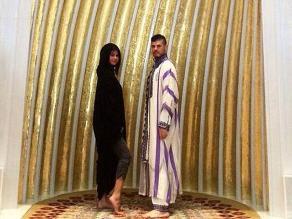 Instagram: Selena Gomez causa polémica por foto en mezquita