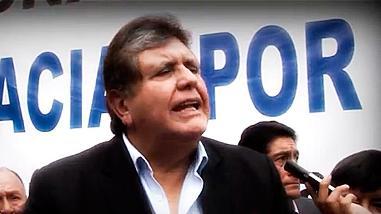 Alan García y la Megacomisión