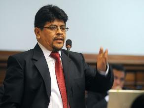 Gana Perú: Gobierno demuestra interés en que Belaunde responda a la justicia