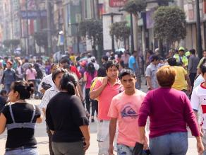 Gamarra vende S/.450 millones en campaña de fin de año 2014