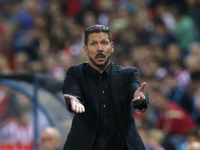 Diego Simeone calificó a Fernando Torres como una llegada importante