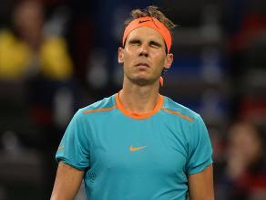 Rafael Nadal reapareció en torneo de Abu Dabi y cayó vapuleado ante Murray