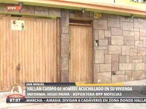 Asesinato en San Miguel: Sospechosa queda en libertad