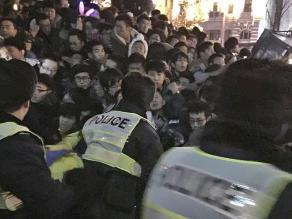 Tragedia en Shanghái: Policía dice no esperaba tanta gente en fiesta