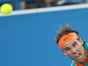 Rafael Nadal: No he tenido ritmo; es normal después de tanto tiempo fuera