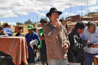 Carlos Moscoso: tema del Inca está ´judicializado´