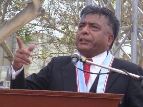Electo alcalde de Chiclayo: ´No más cutreros, no más coimeros´
