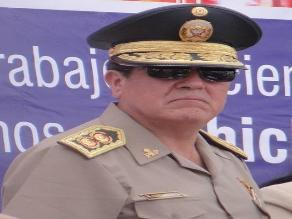 Lambayeque: nuevo general podría ser designado jefe de región policial