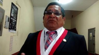 Áncash: Consejo regional exigirá al JNE defina situación de Waldo Ríos