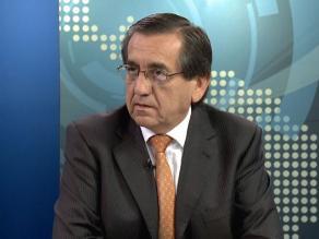 Del Castillo cree que Figallo ´presionó´ al CNM por caso Ramos Heredia