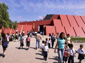 Lambayeque: 80% de visitas del Tumbas Reales son nacionales