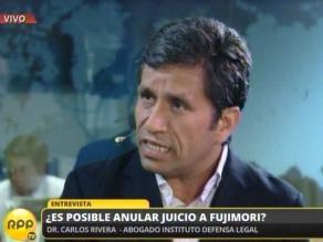IDL: quedó demostrada responsabilidad de Fujimori en caso diarios chicha