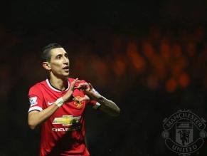 Copa FA: Manchester United vuelve al triunfo de la mano de Di María