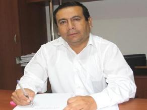 Lambayeque: nuevo gerente de salud asume el cargo este lunes