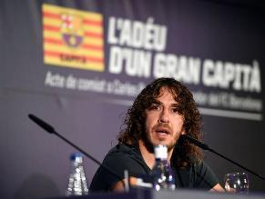 Puyol también deja el Barcelona tras destitución de Zubizarreta