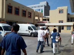 Cañete: regidora juramenta a cargo en sala de parto