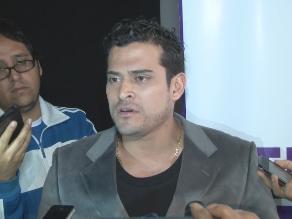 Christian Domínguez se despidió de Hola a Todos