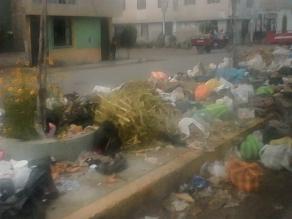 Tumbes: municipio tiene problemas para recojo de basura