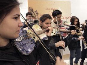 Orquesta de Cateura: El mundo les envió basura y ellos hicieron música
