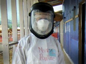 Ébola: Estadounidense expuesto al virus llegó a su país para observación