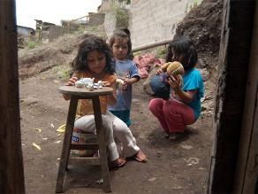 Minsa: uno de cada dos niños peruanos padece de anemia