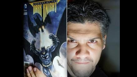 Pop Corn Festival: Ilustrador de Batman llega a Lima